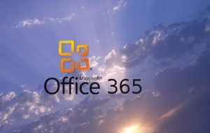 Microsoft Office 365 from the Web and I
