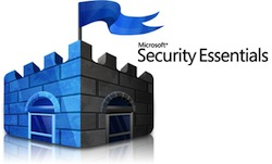 Microsoft Security Essentials: Integrated into Windows 8