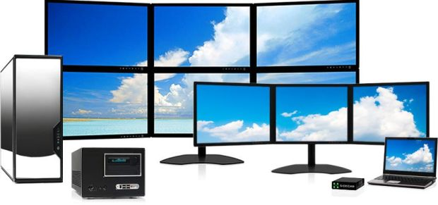 Multi-Monitor Support in Windows 8